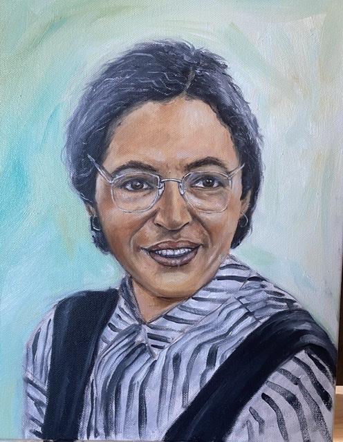 Rosa Parks by Linnette555